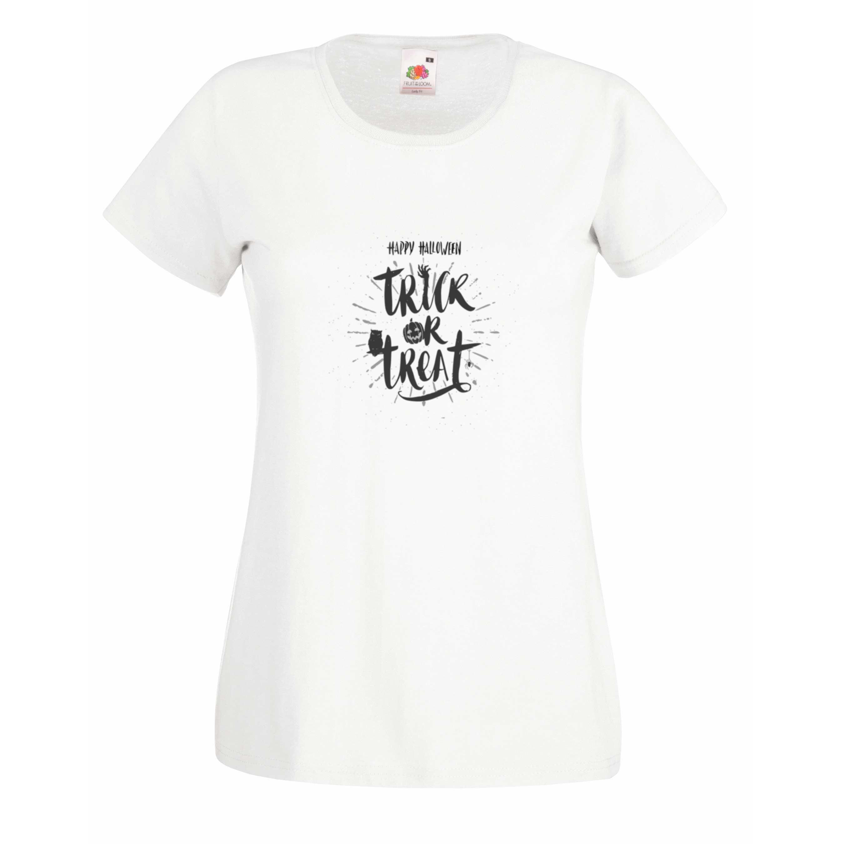 Trick Happy design for t-shirt, hoodie & sweatshirt