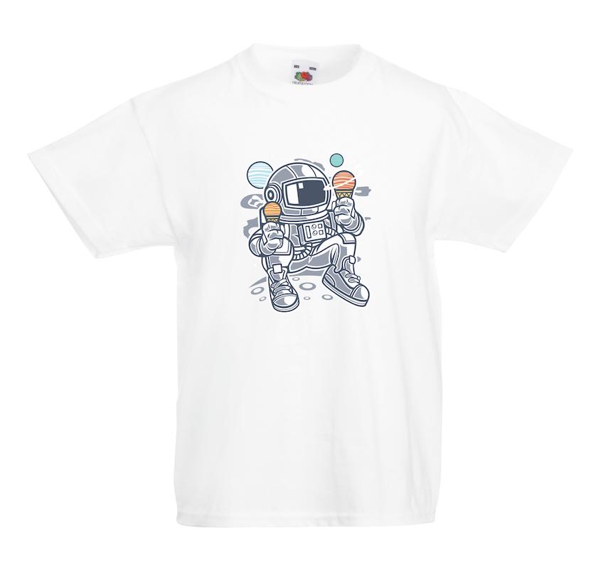 Astronaut Ice Cream design for t-shirt, hoodie & sweatshirt