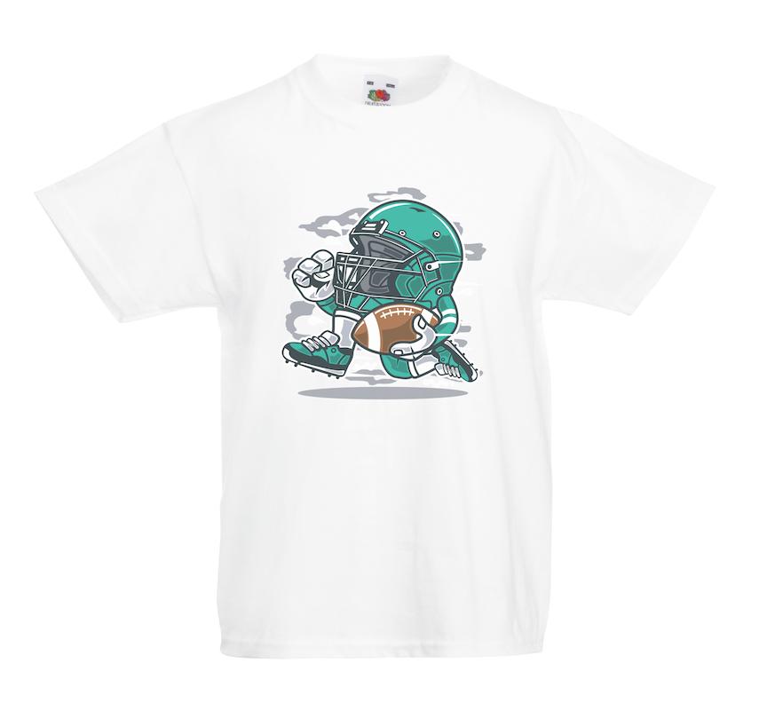 Football Player design for t-shirt, hoodie & sweatshirt
