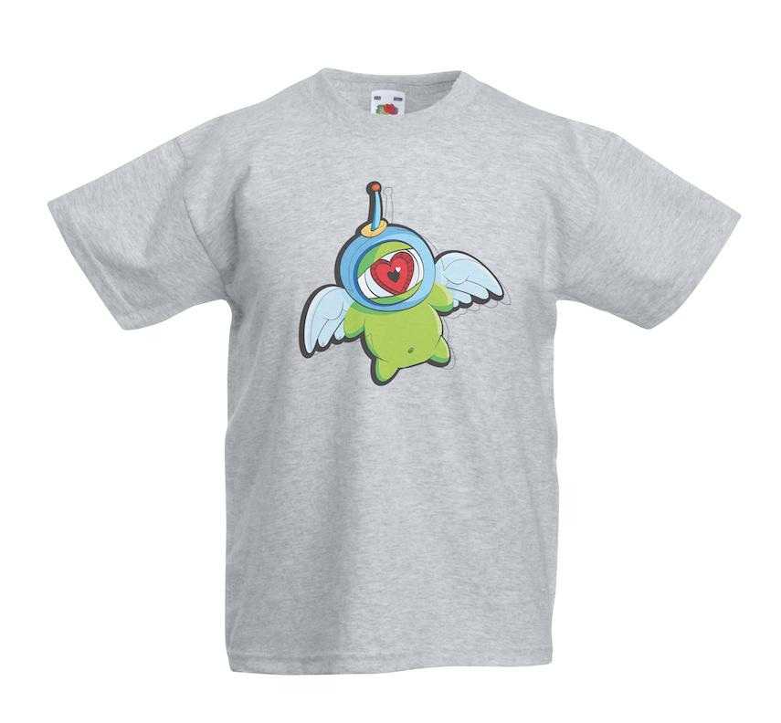 Green Monster design for t-shirt, hoodie & sweatshirt