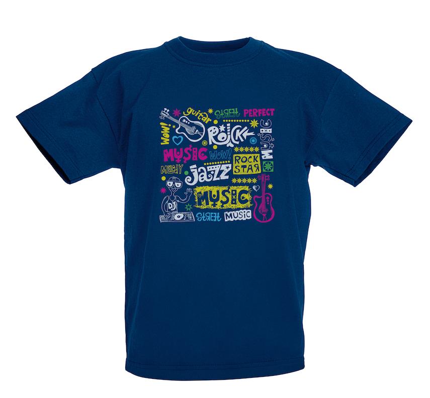 Music Elements design for t-shirt, hoodie & sweatshirt