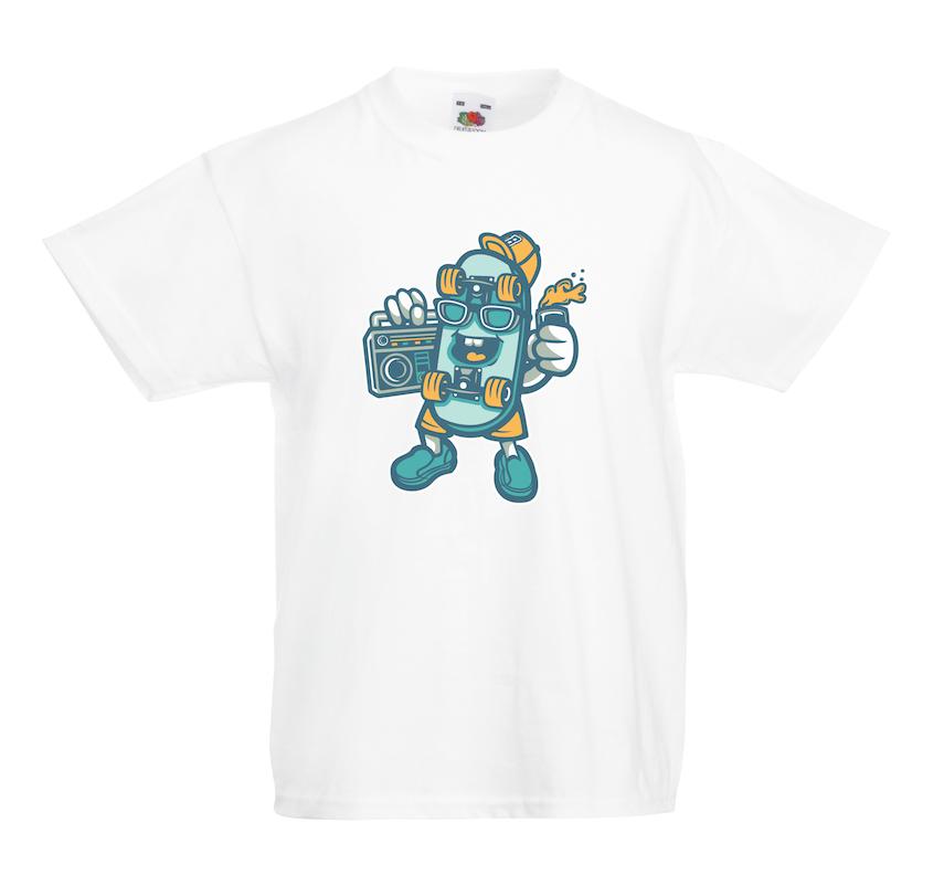 Skate Bastard design for t-shirt, hoodie & sweatshirt