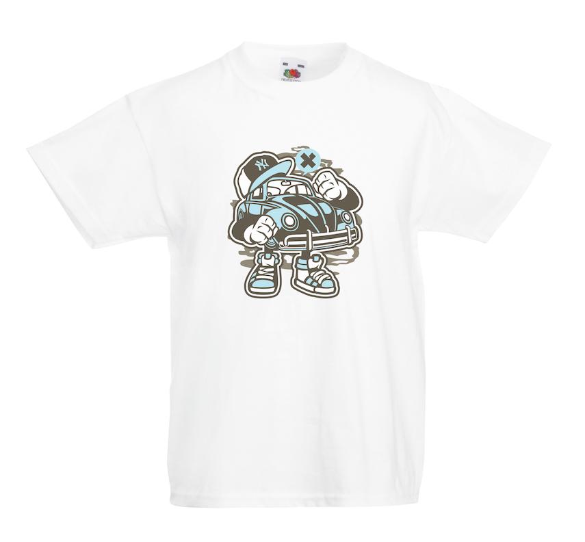 Street Beetle design for t-shirt, hoodie & sweatshirt