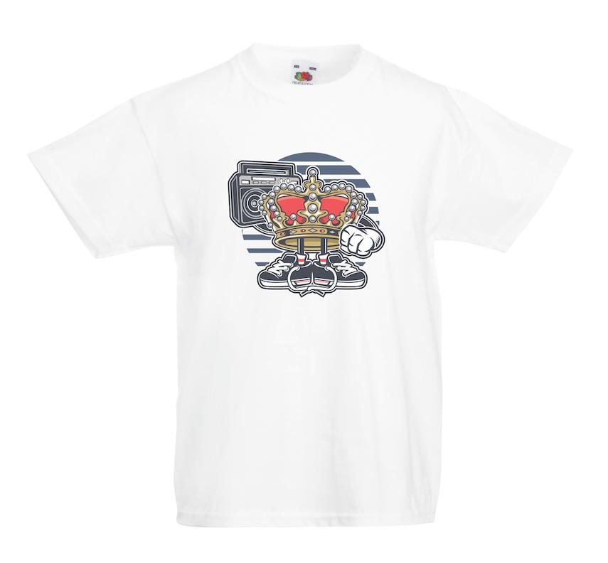 Street King design for t-shirt, hoodie & sweatshirt
