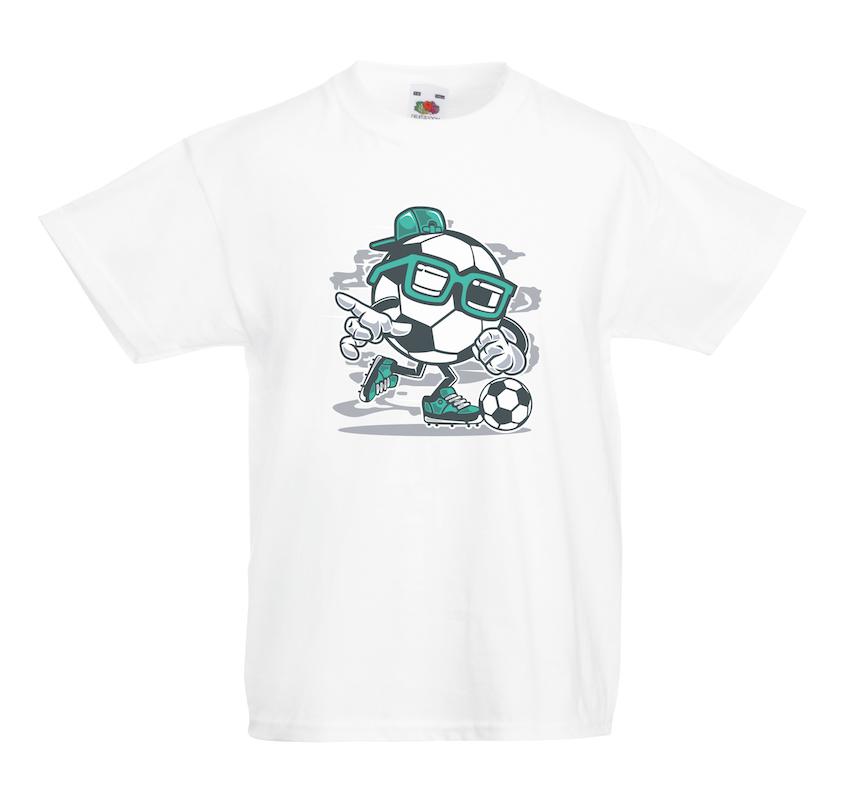 Street Soccer design for t-shirt, hoodie & sweatshirt