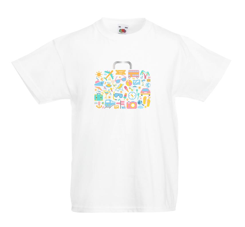 Travelling design for t-shirt, hoodie & sweatshirt