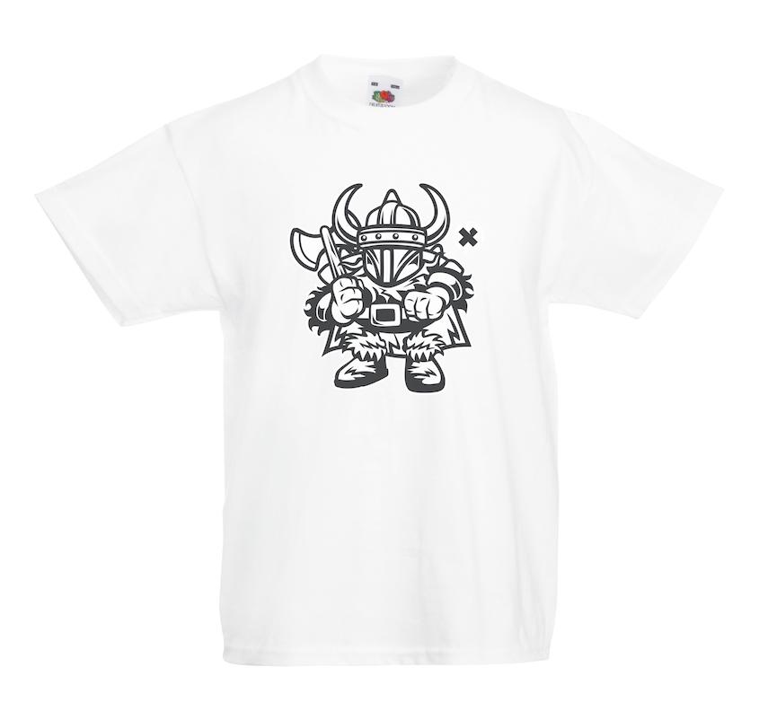 Viking design for t-shirt, hoodie & sweatshirt