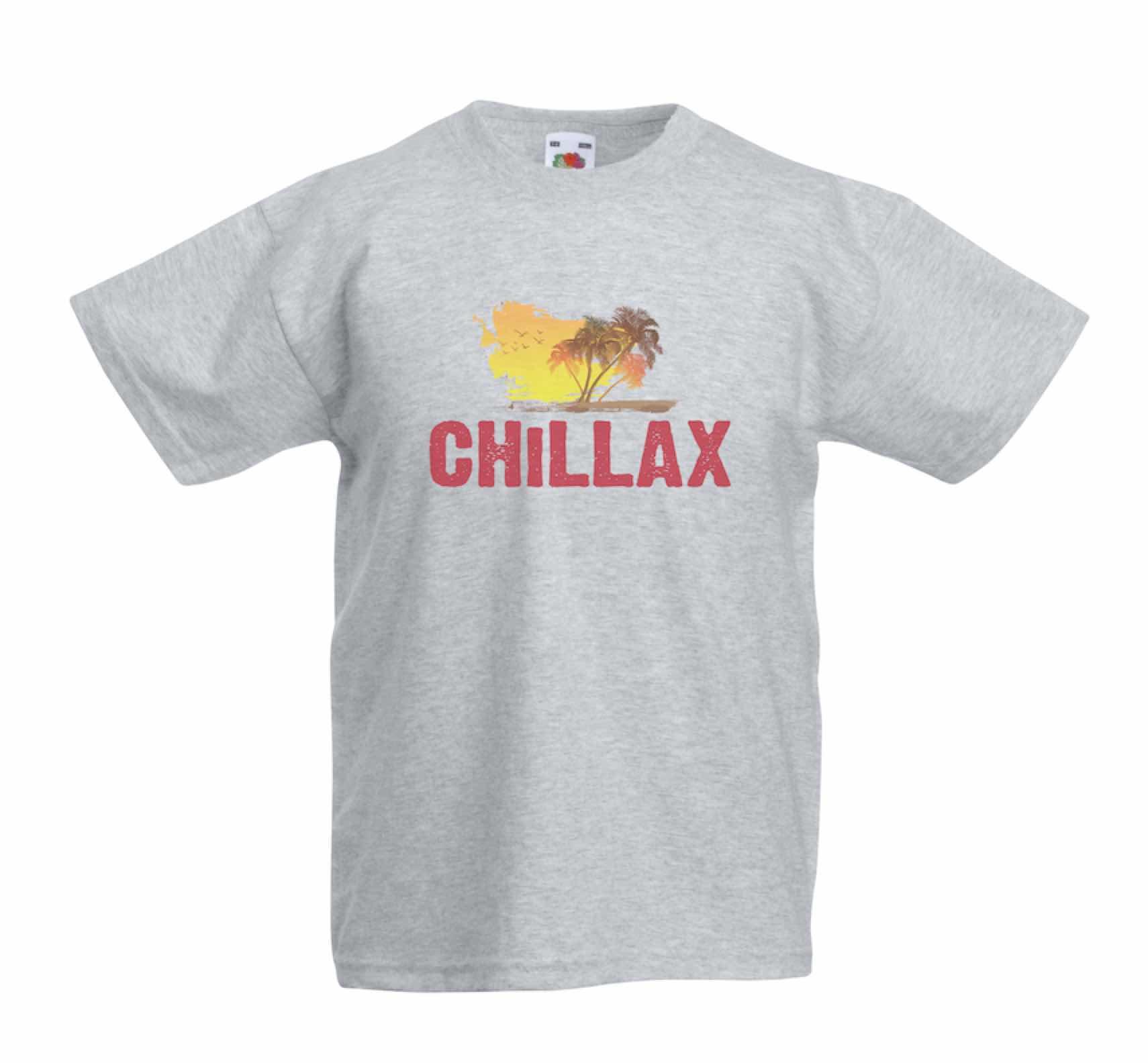 Chillax design for t-shirt, hoodie & sweatshirt