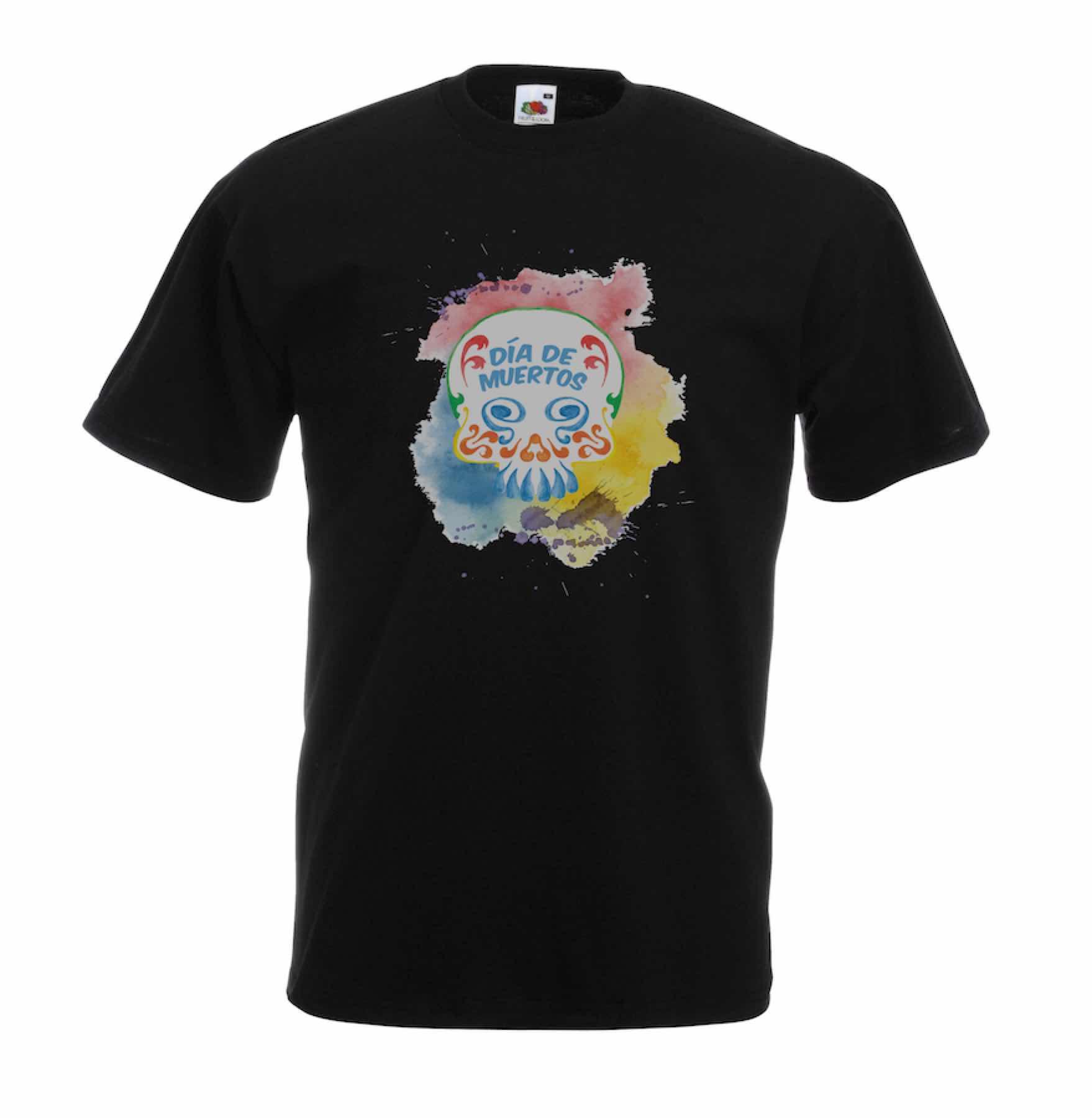 Dia De Meurtos design for t-shirt, hoodie & sweatshirt