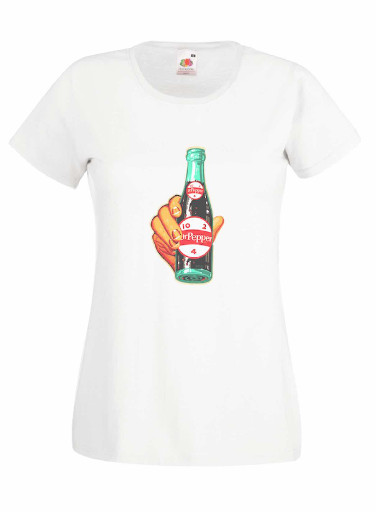 Dr Pepper design for t-shirt, hoodie & sweatshirt