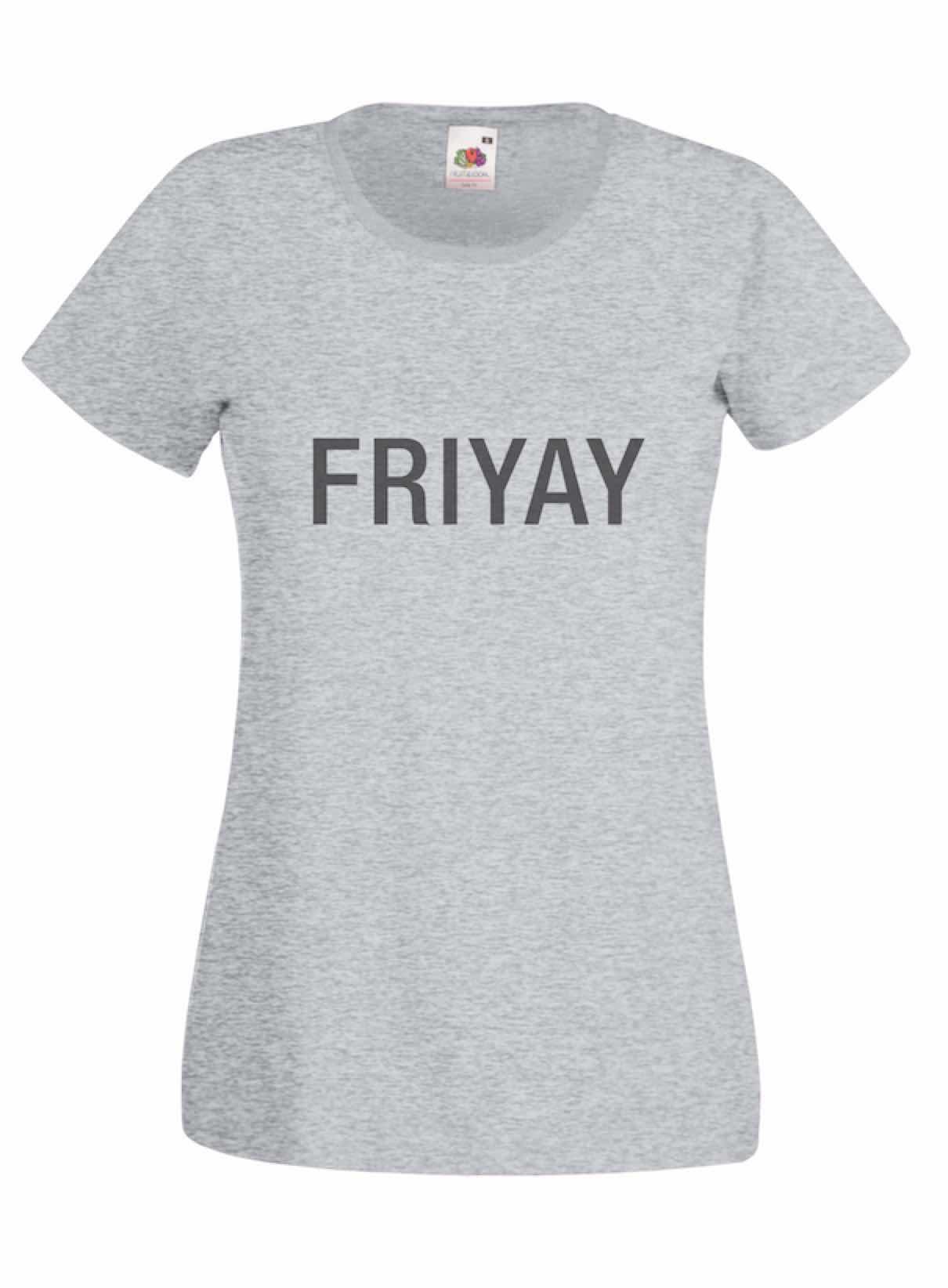 Friyay design for t-shirt, hoodie & sweatshirt