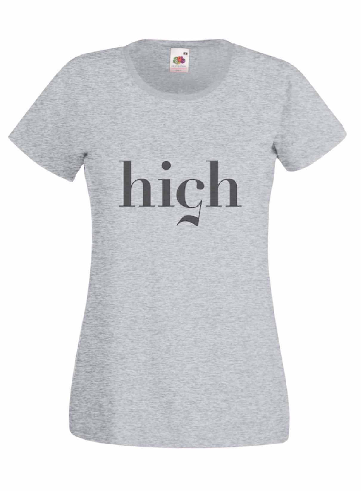 High 5 design for t-shirt, hoodie & sweatshirt