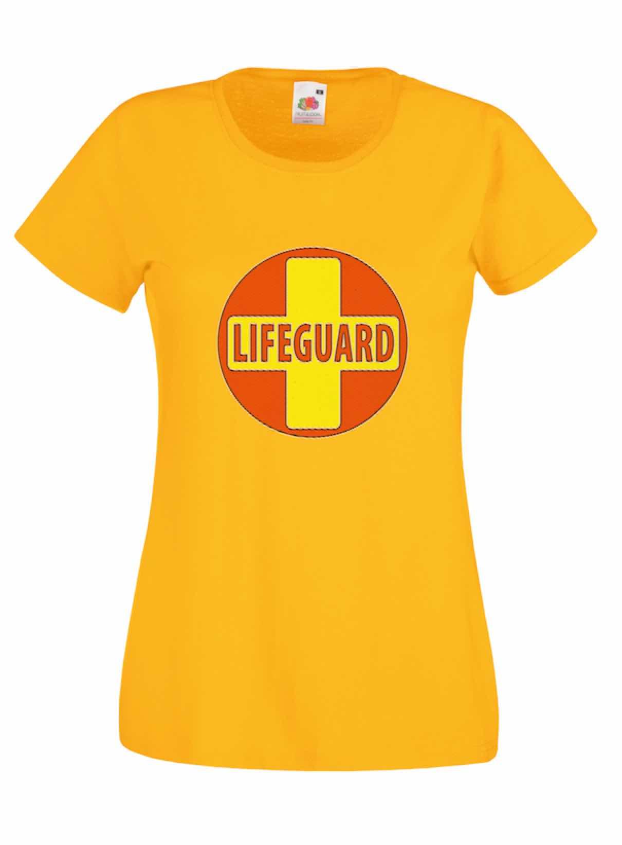 Lifeguard design for t-shirt, hoodie & sweatshirt