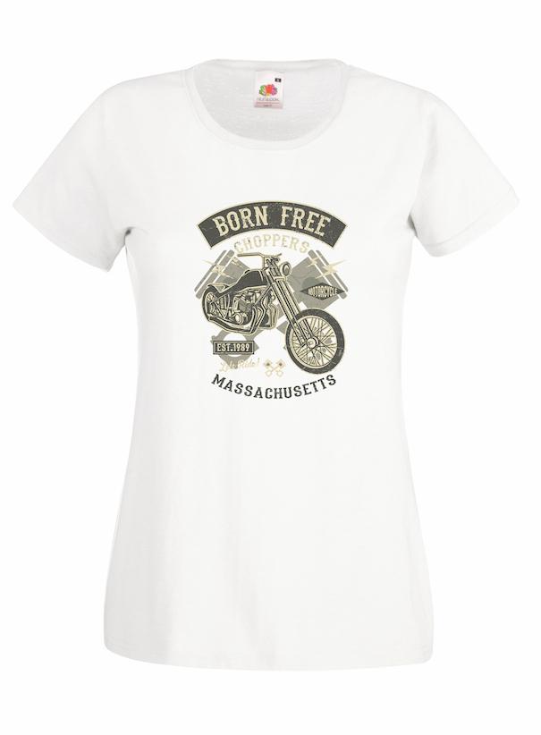 Born Free design for t-shirt, hoodie & sweatshirt