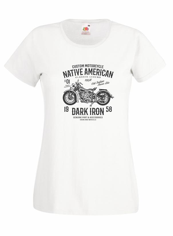 Dark Iron design for t-shirt, hoodie & sweatshirt