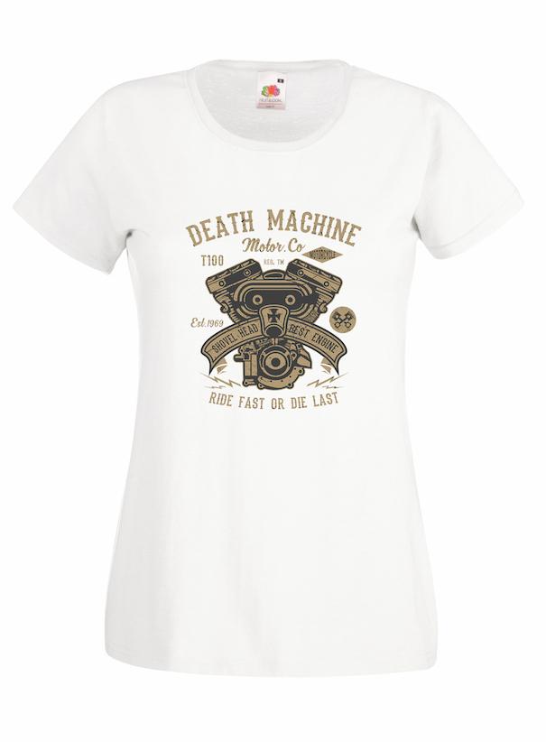 Death Machine design for t-shirt, hoodie & sweatshirt