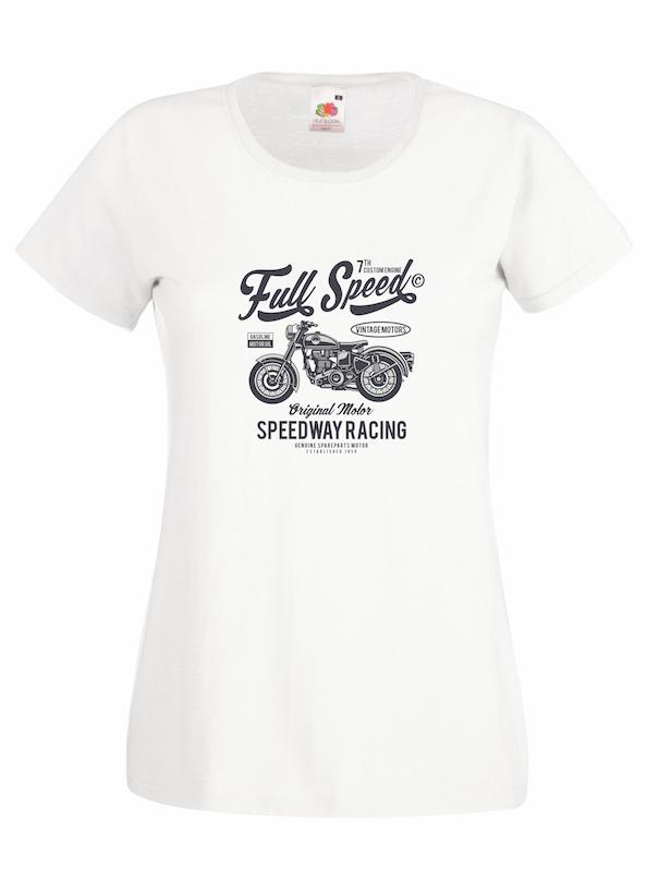 Full Speed design for t-shirt, hoodie & sweatshirt
