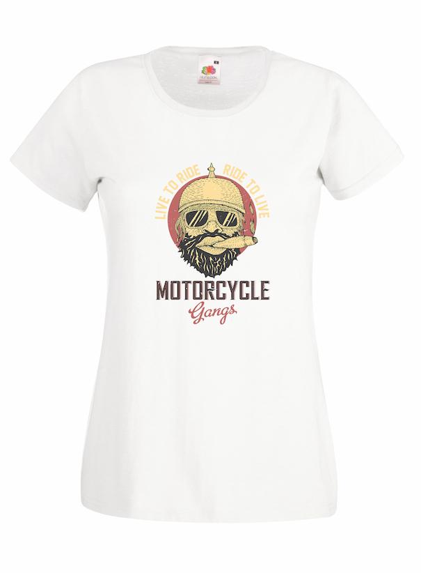 Live To Ride design for t-shirt, hoodie & sweatshirt