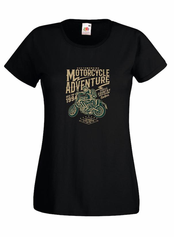 Motor Adventure design for t-shirt, hoodie & sweatshirt