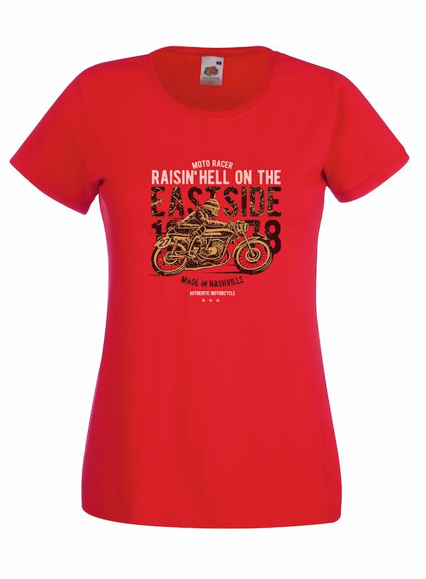 Raisin' Hell design for t-shirt, hoodie & sweatshirt