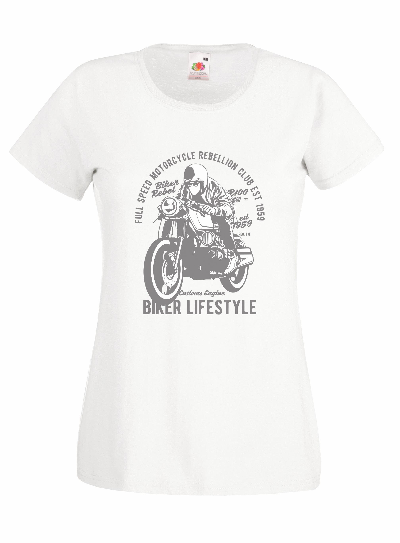 Biker Lifestyle design for t-shirt, hoodie & sweatshirt
