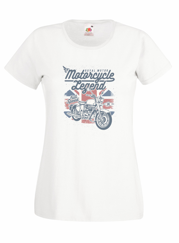 Motorcycle Legend design for t-shirt, hoodie & sweatshirt