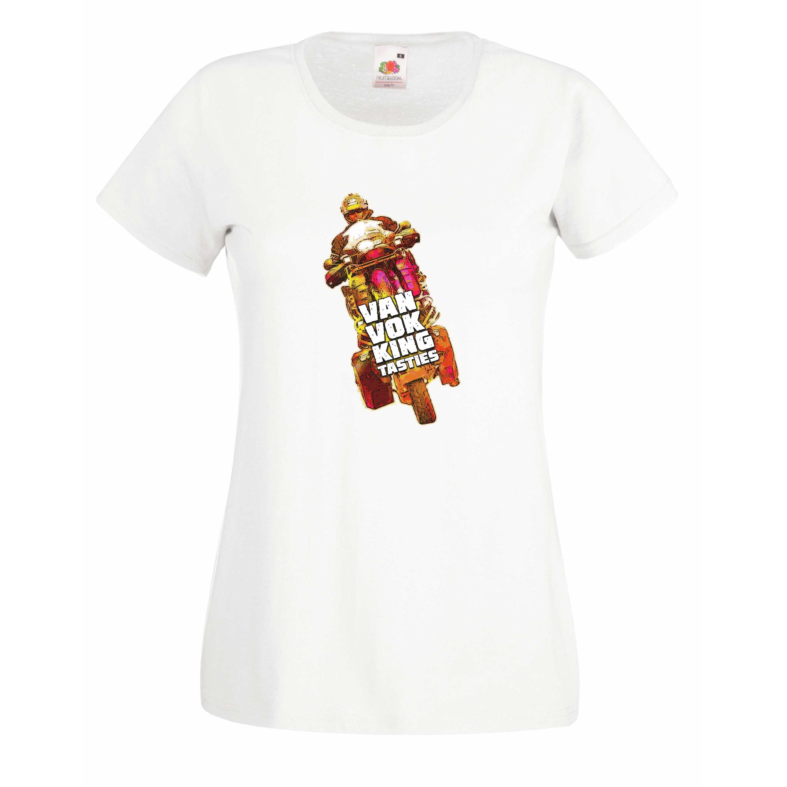 Van Fok Bike design for t-shirt, hoodie & sweatshirt