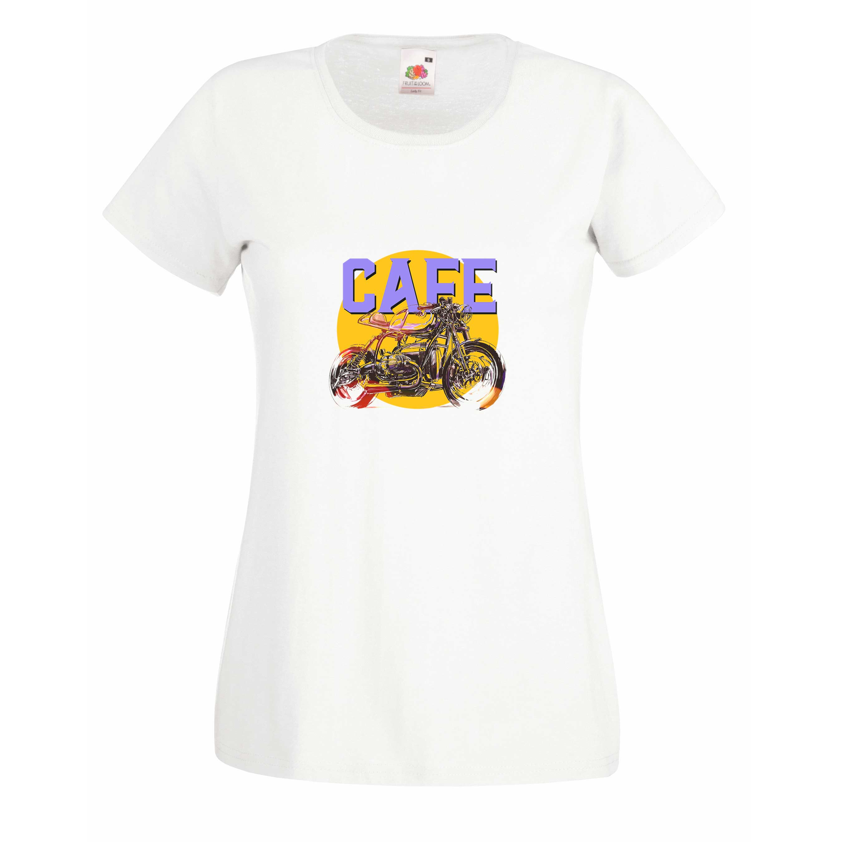 Cafe racer design for t-shirt, hoodie & sweatshirt