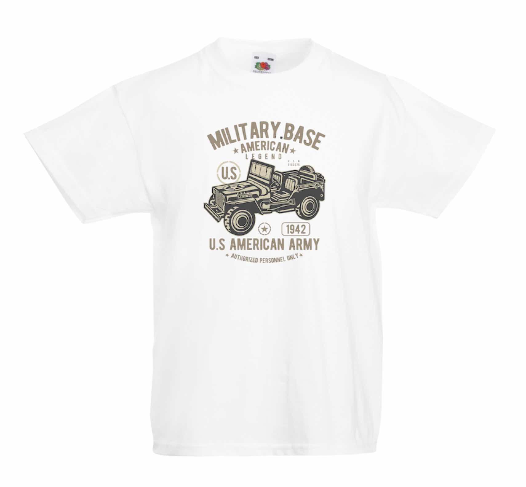 Army Jeep design for t-shirt, hoodie & sweatshirt