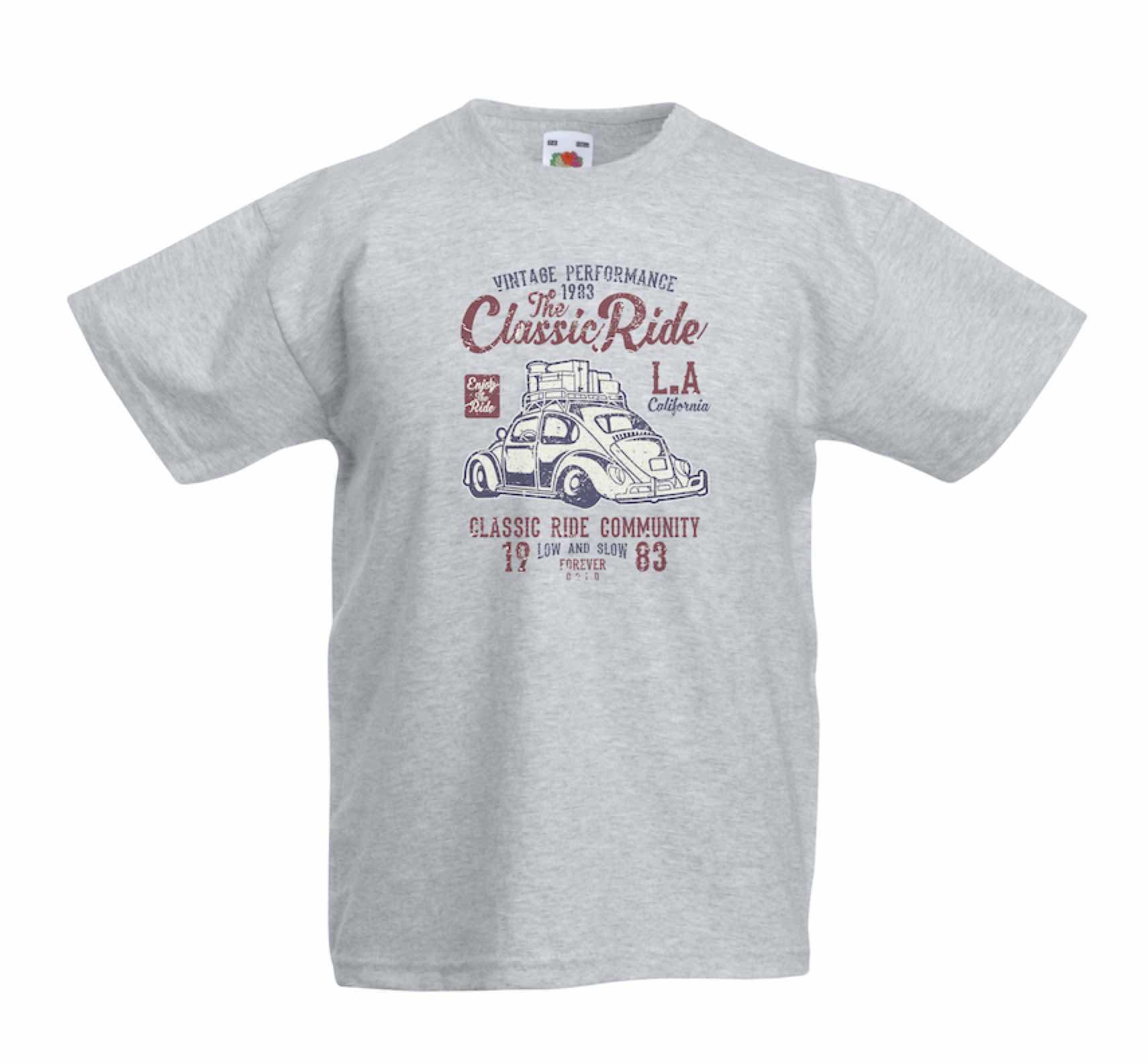 Classic Ride design for t-shirt, hoodie & sweatshirt