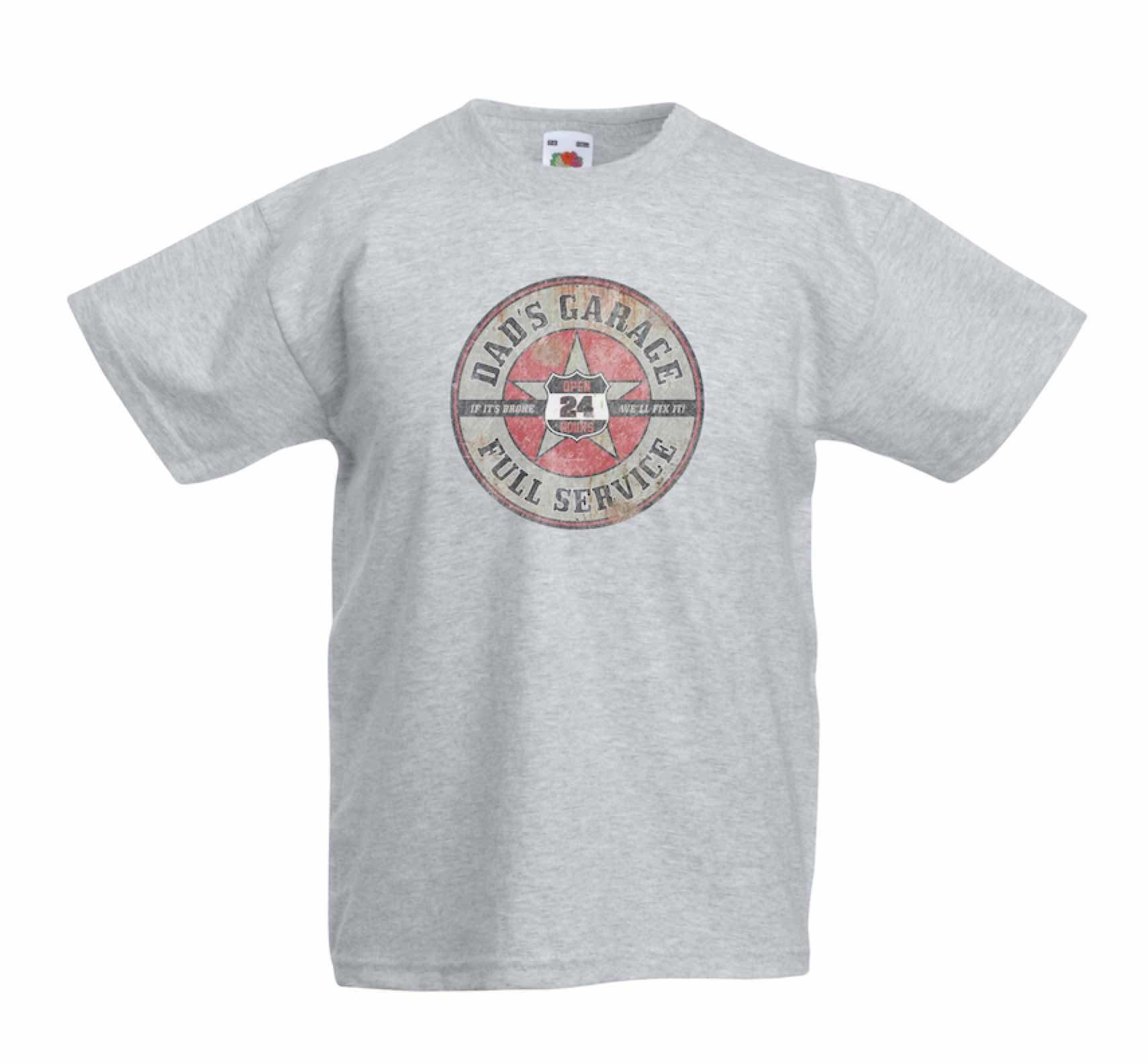 Dad's Garage design for t-shirt, hoodie & sweatshirt