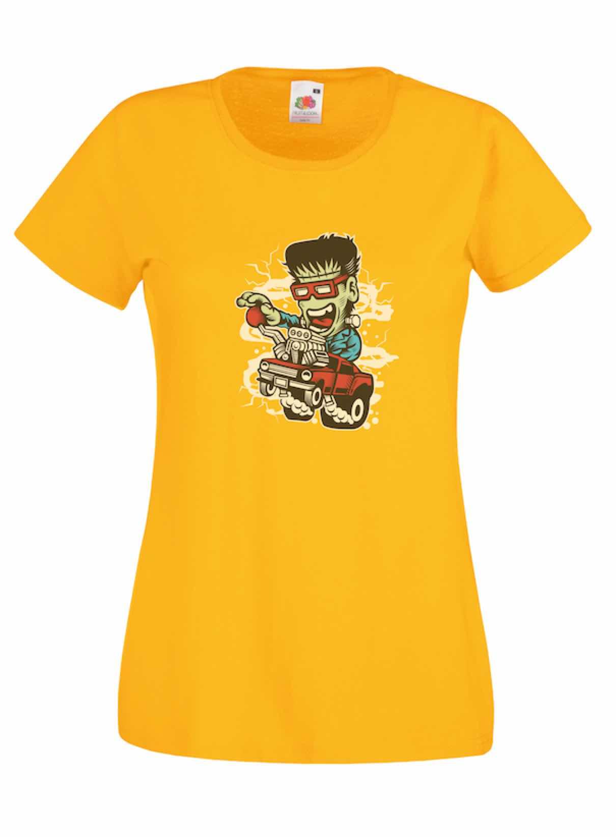 Frankenstein design for t-shirt, hoodie & sweatshirt
