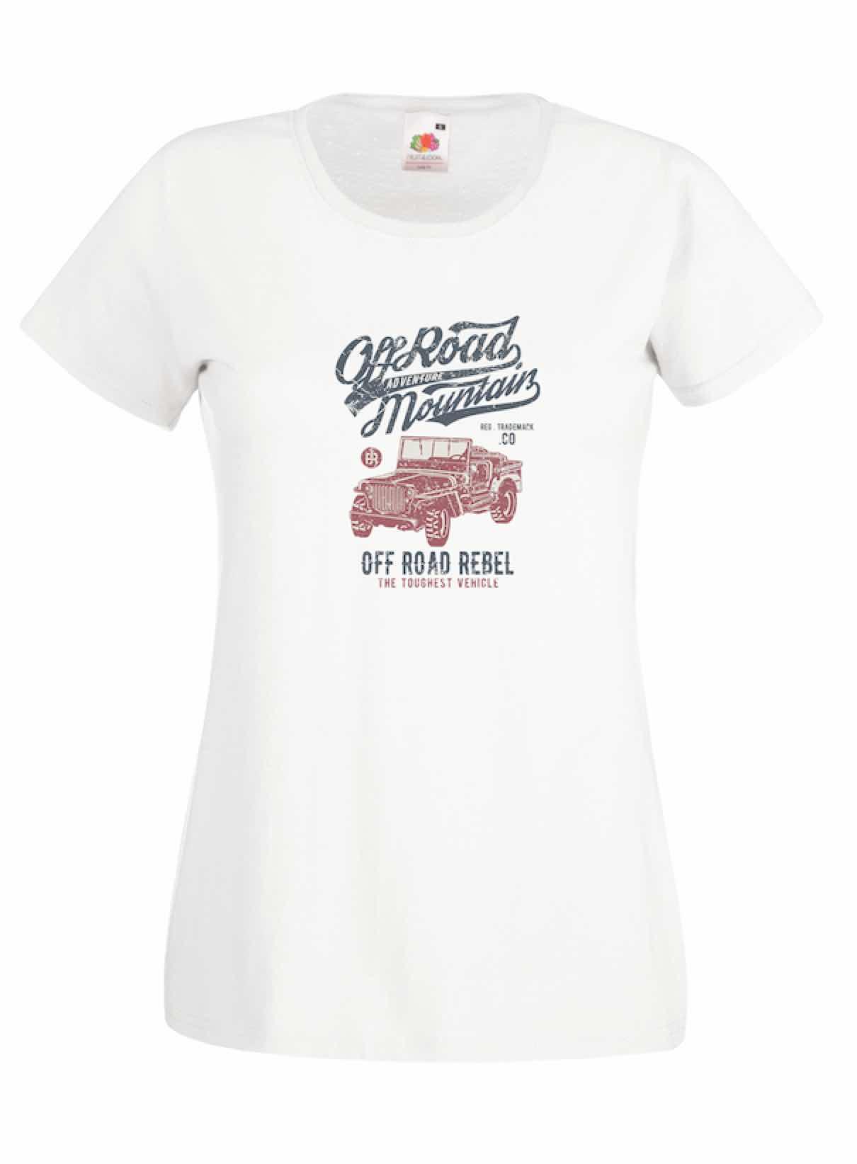 Off Road Jeep design for t-shirt, hoodie & sweatshirt