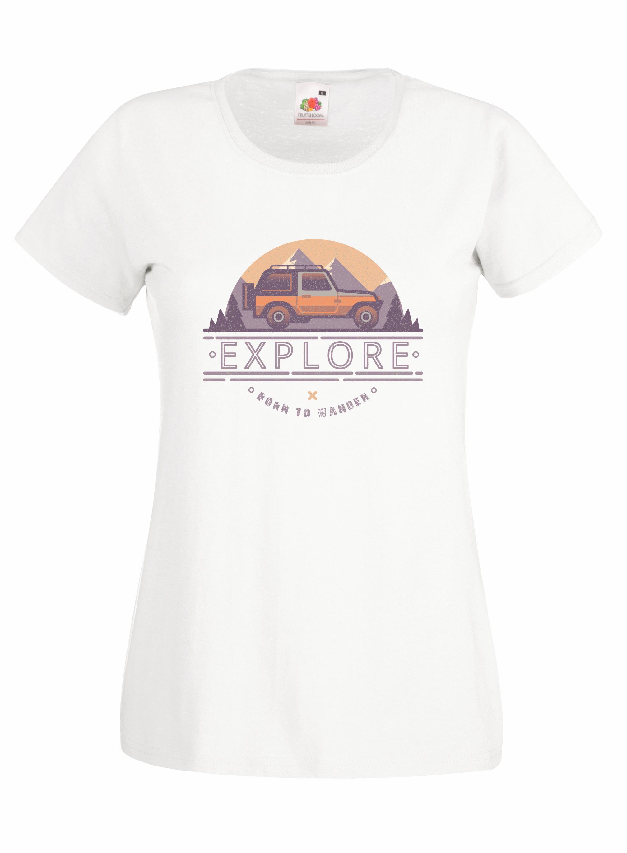 4×4 Adventure design for t-shirt, hoodie & sweatshirt