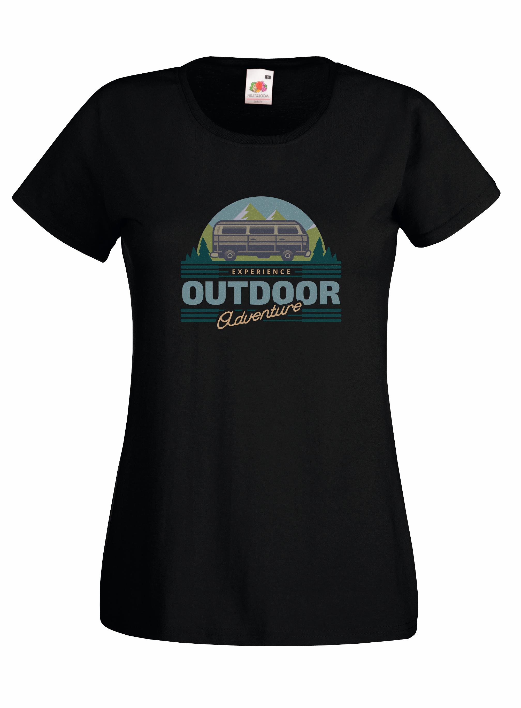 Adventure Kombi design for t-shirt, hoodie & sweatshirt