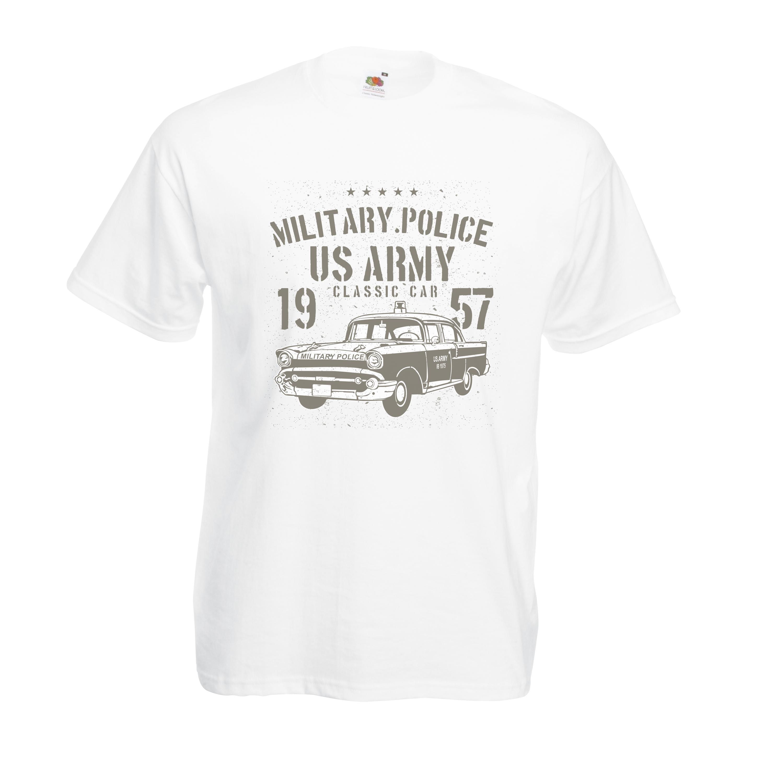 Army Classic Car design for t-shirt, hoodie & sweatshirt
