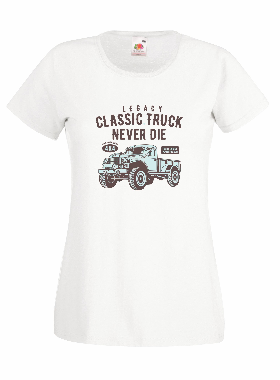 Classic Truck design for t-shirt, hoodie & sweatshirt