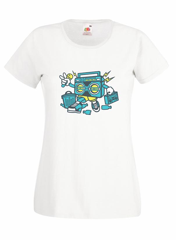 Boombox design for t-shirt, hoodie & sweatshirt