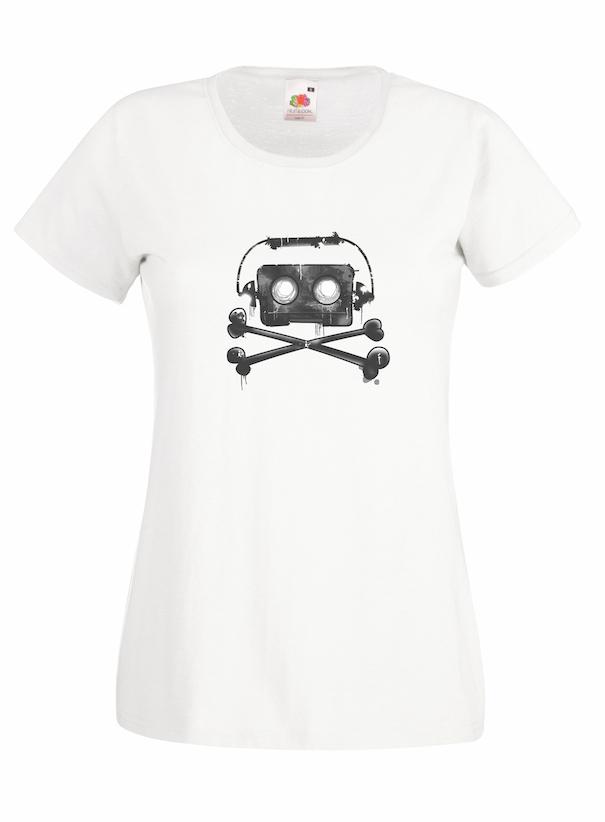 Pirate Music design for t-shirt, hoodie & sweatshirt
