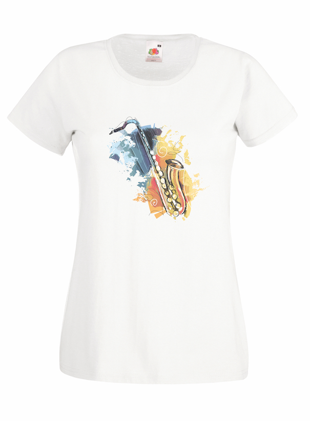 Sax design for t-shirt, hoodie & sweatshirt