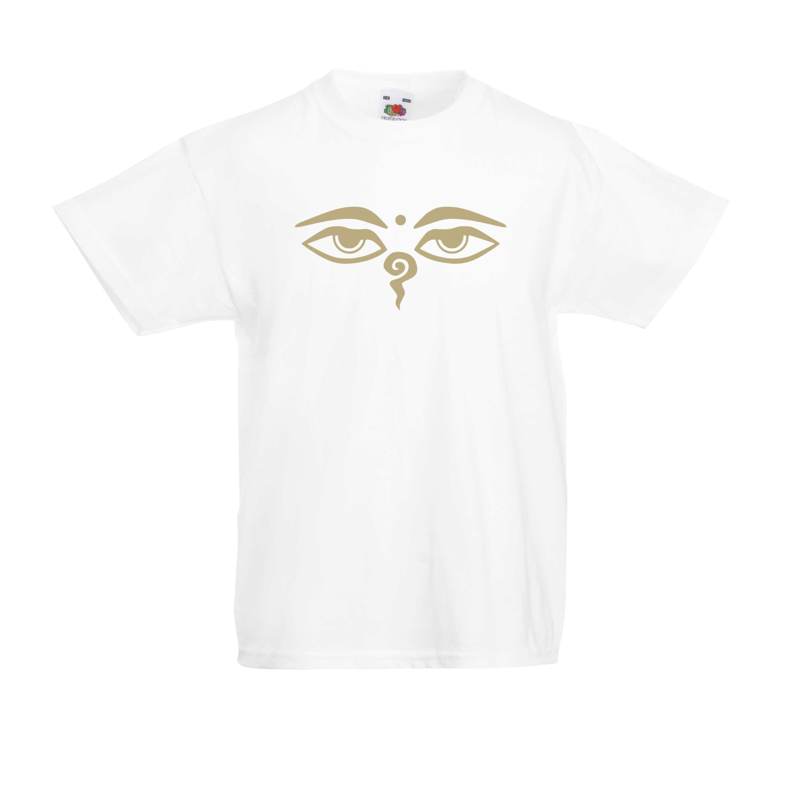 Buddha Eyes design for t-shirt, hoodie & sweatshirt