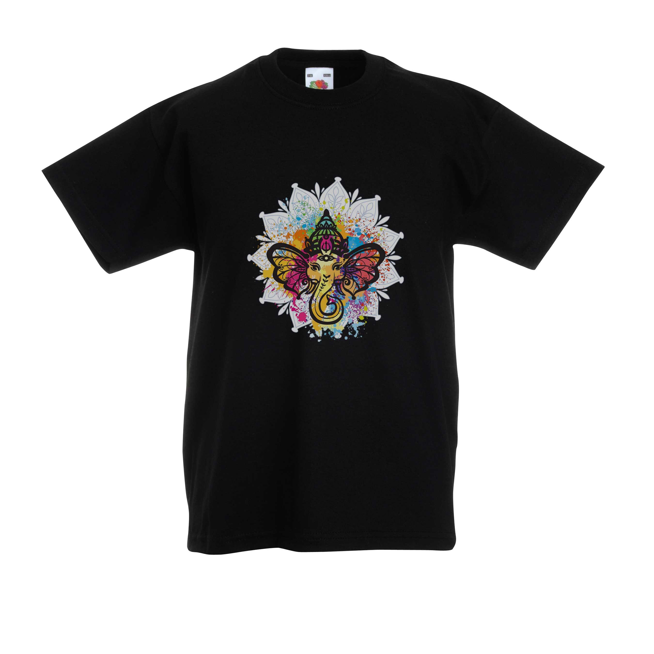 Ganesha design for t-shirt, hoodie & sweatshirt