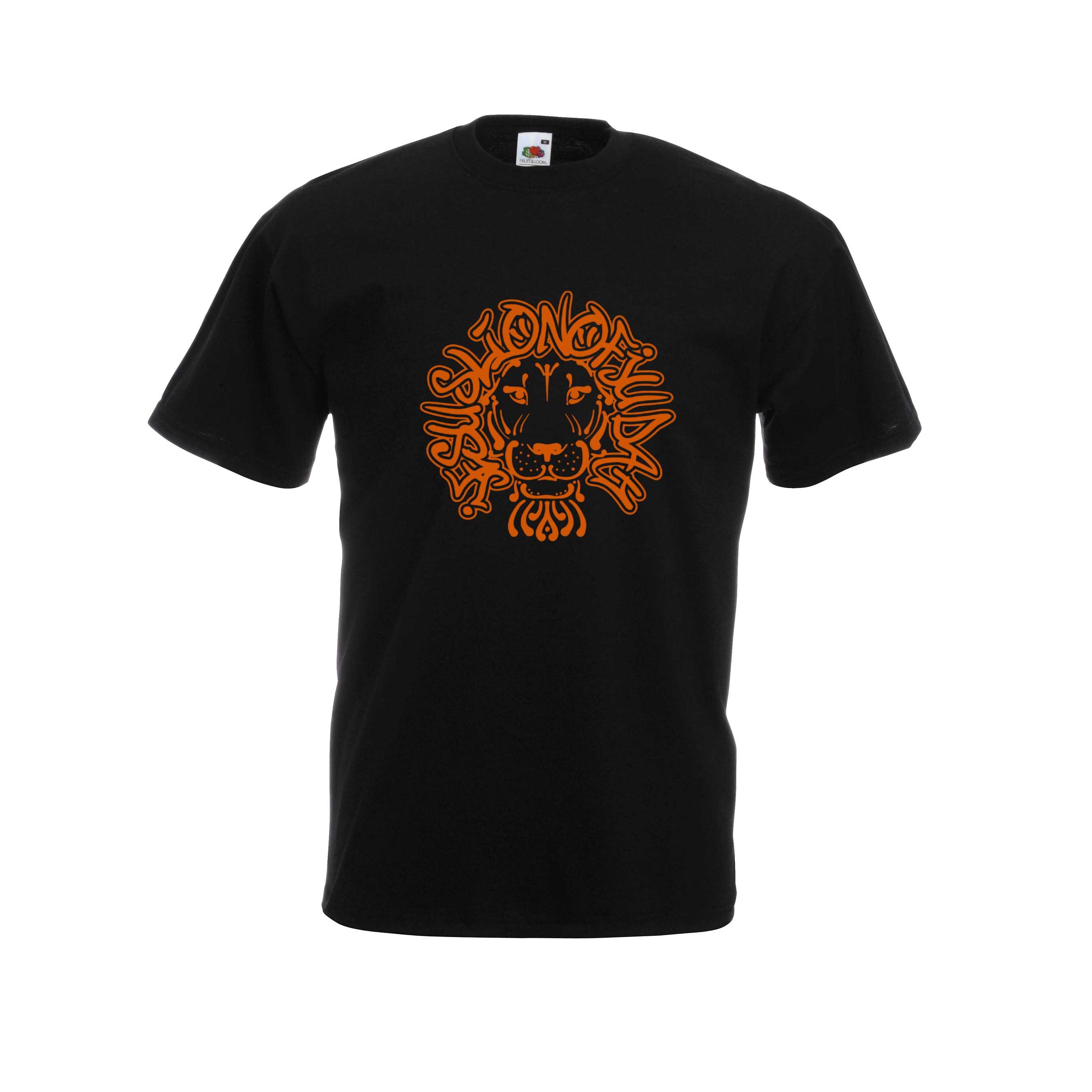 Lion Of Judah design for t-shirt, hoodie & sweatshirt