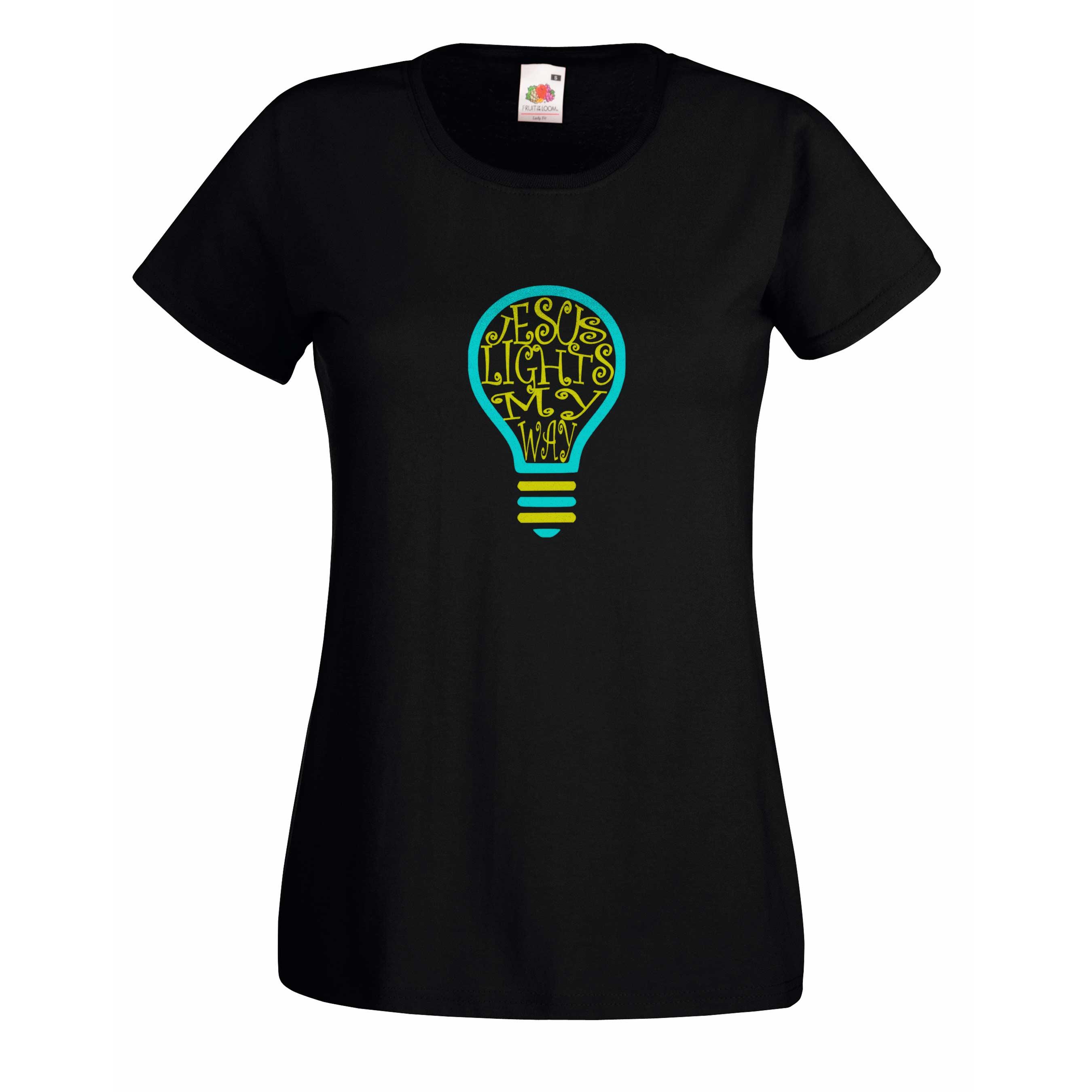Guiding Light design for t-shirt, hoodie & sweatshirt