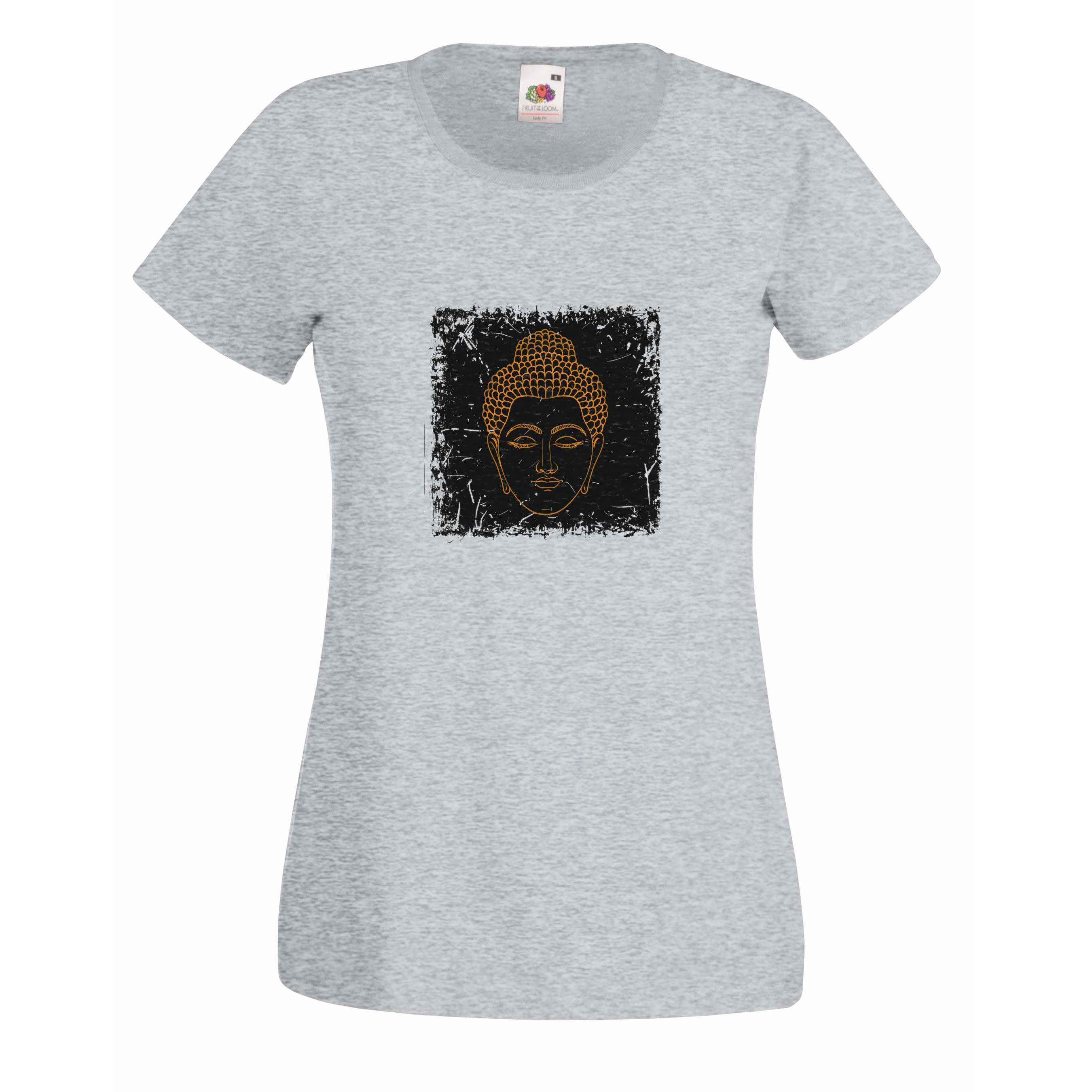 Head design for t-shirt, hoodie & sweatshirt