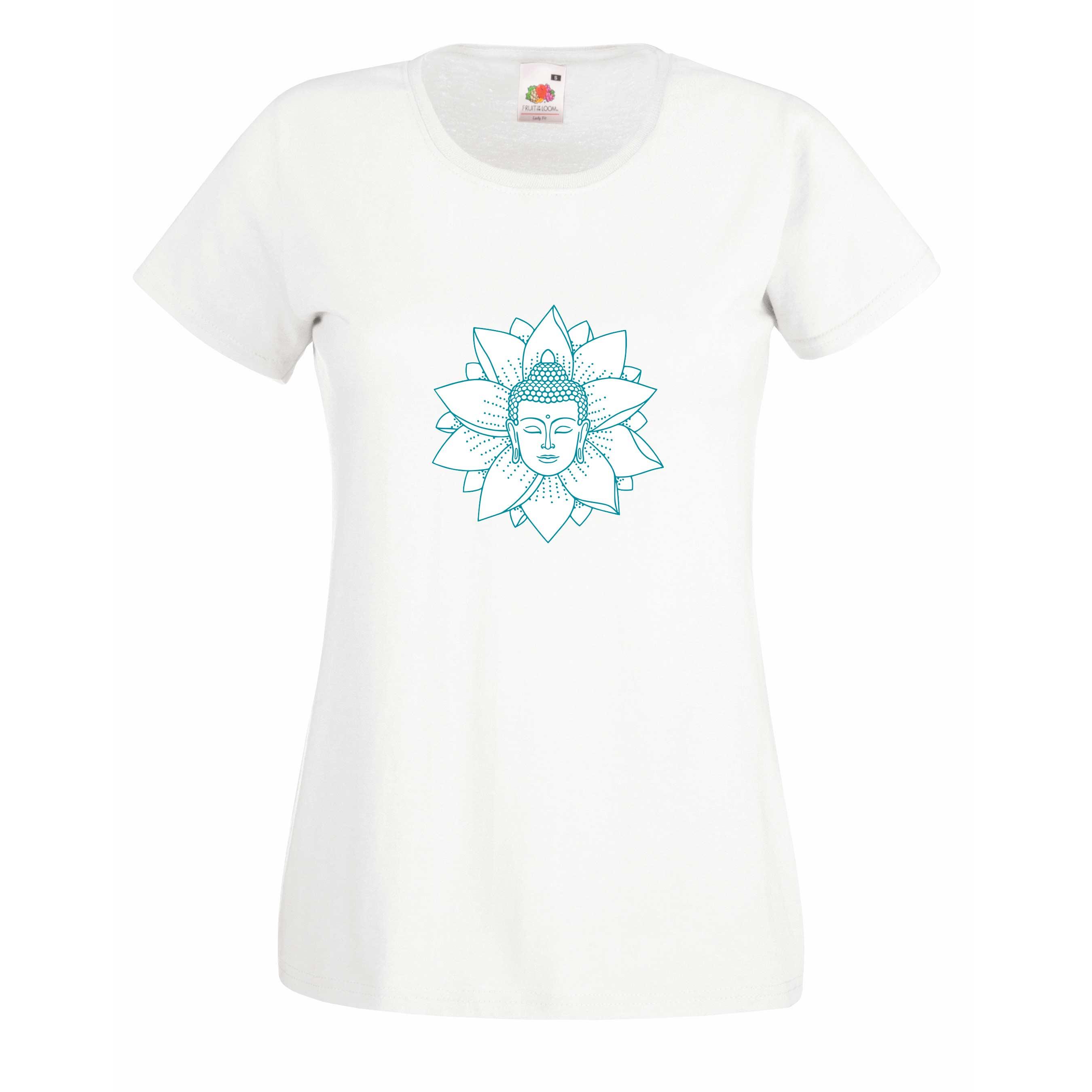 Lotus design for t-shirt, hoodie & sweatshirt