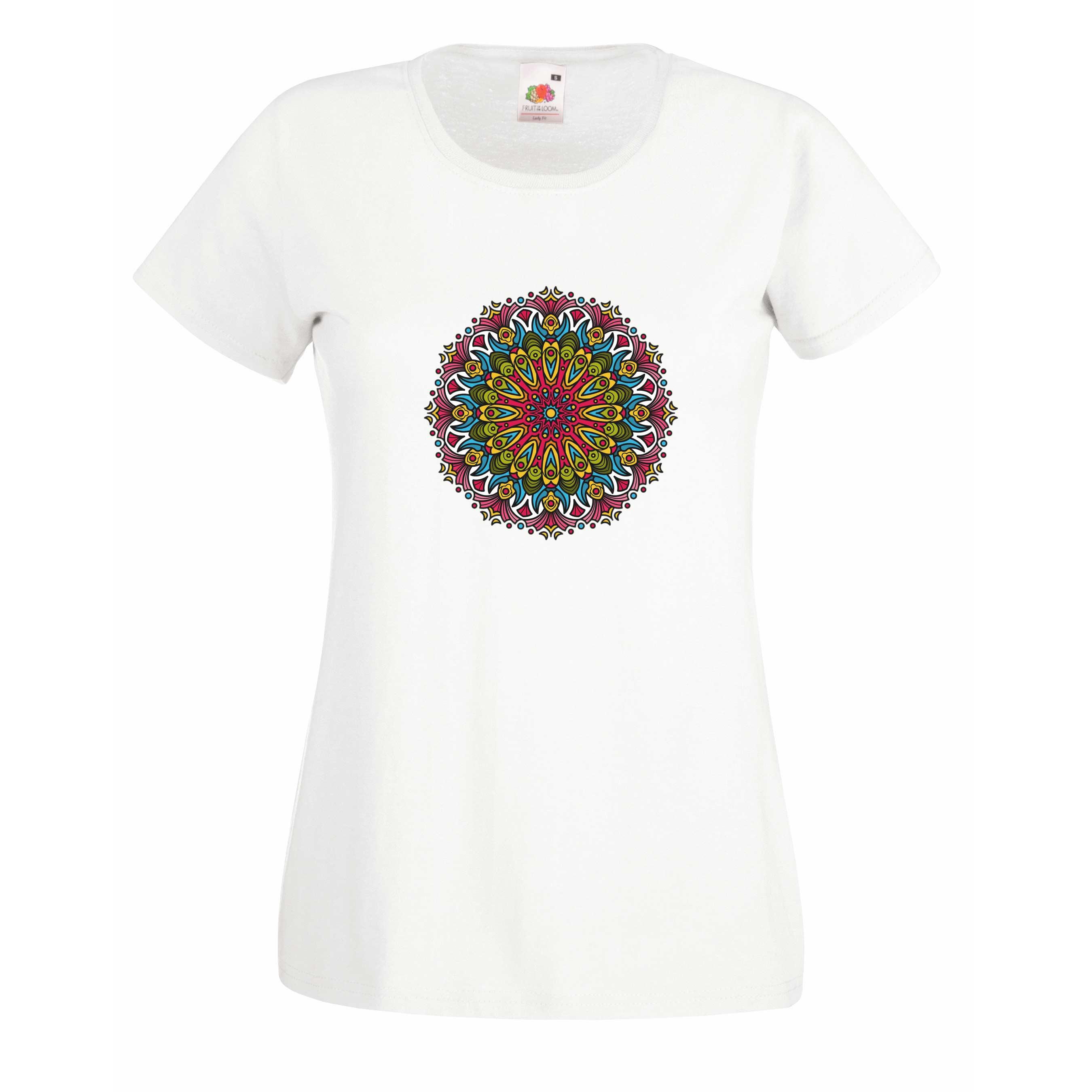Mandala design for t-shirt, hoodie & sweatshirt