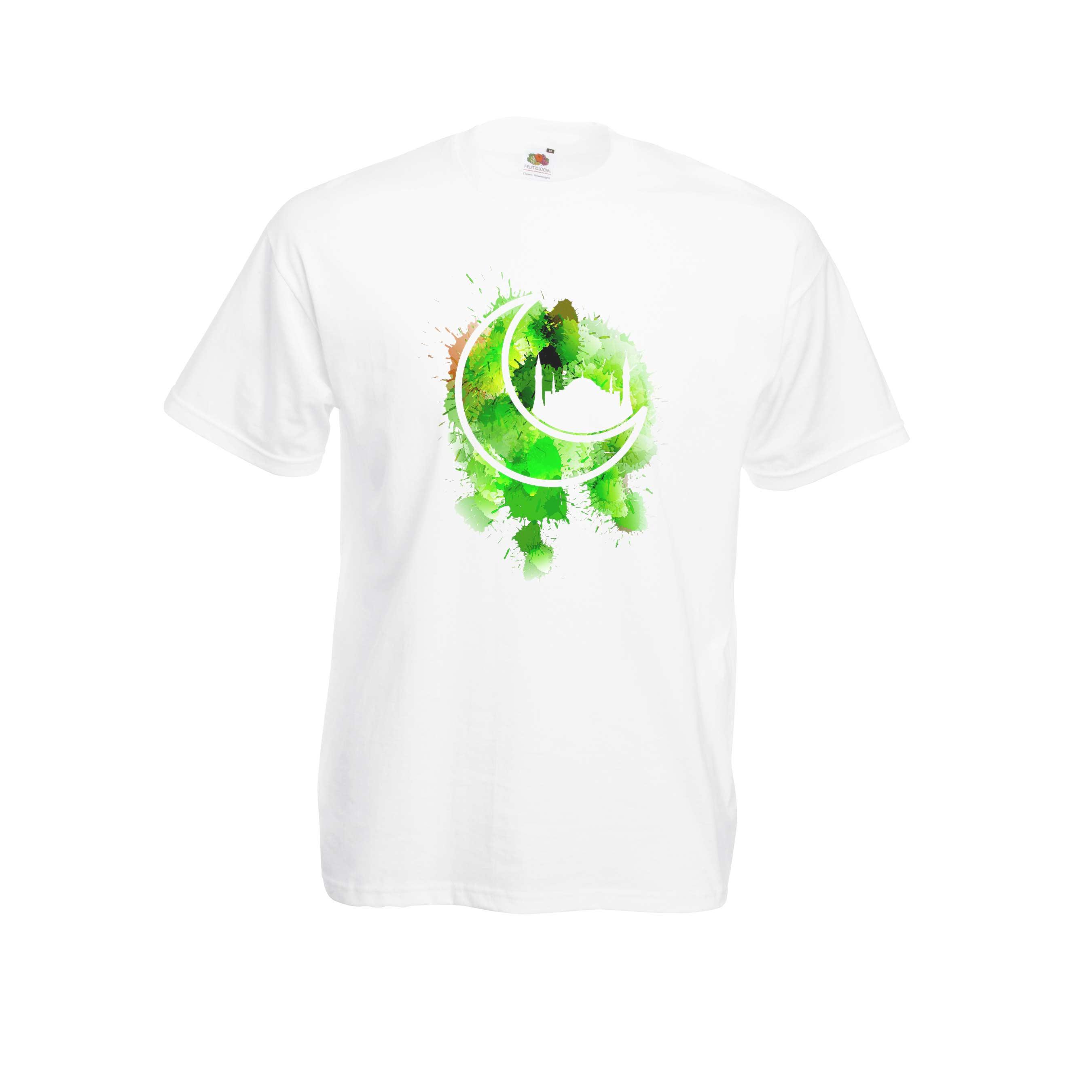 Crescent design for t-shirt, hoodie & sweatshirt