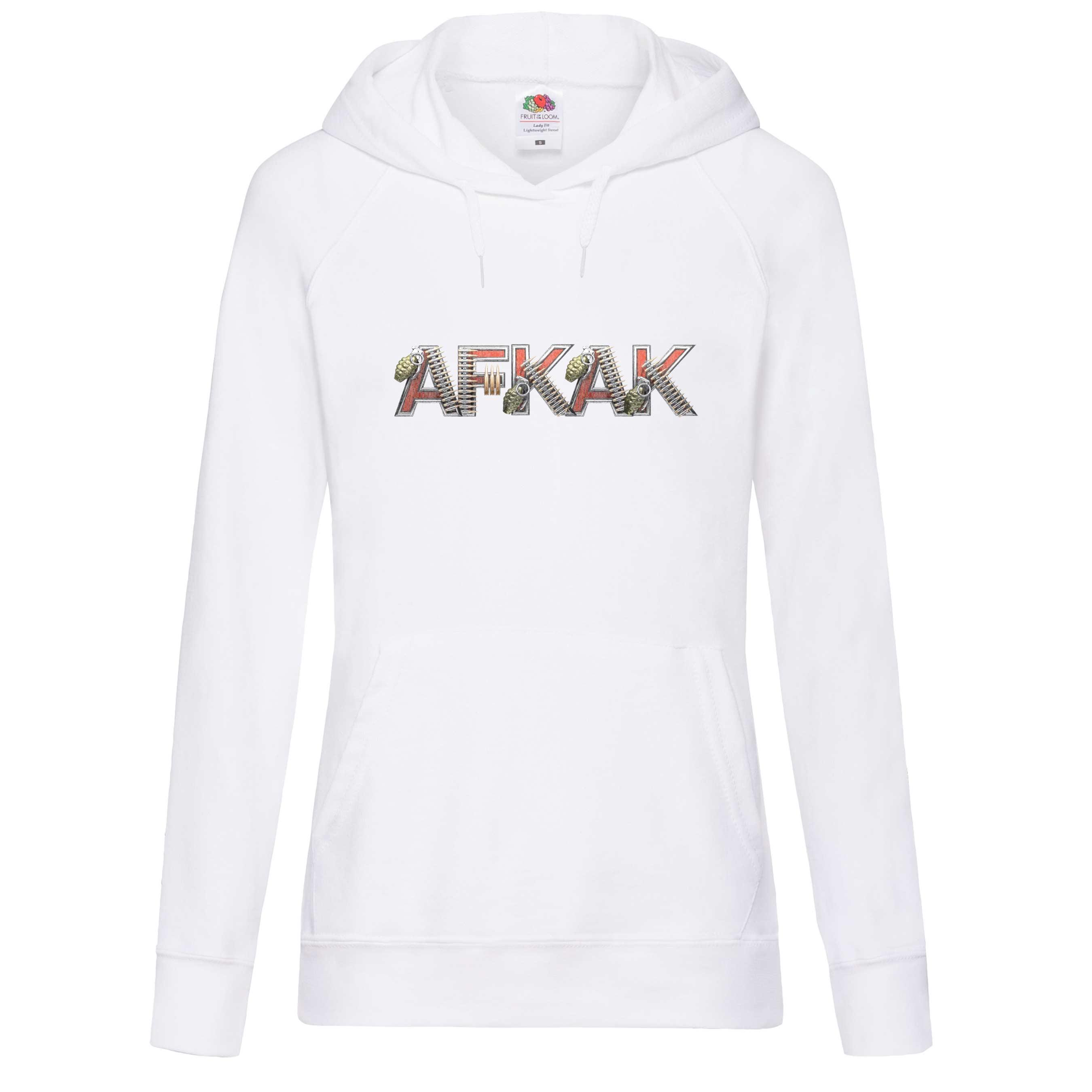 Afkak design for t-shirt, hoodie & sweatshirt