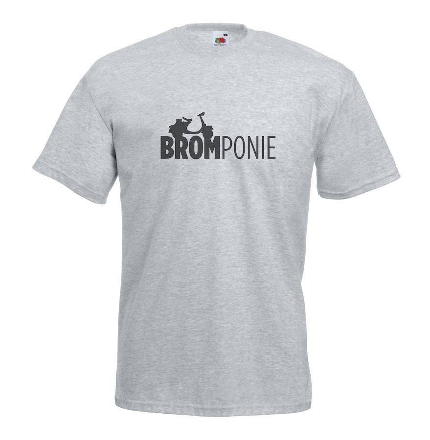 Bromponie design for t-shirt, hoodie & sweatshirt